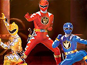 Play Power Rangers Dino Thunder Online