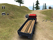 Play Truck Driver Crazy Road Online